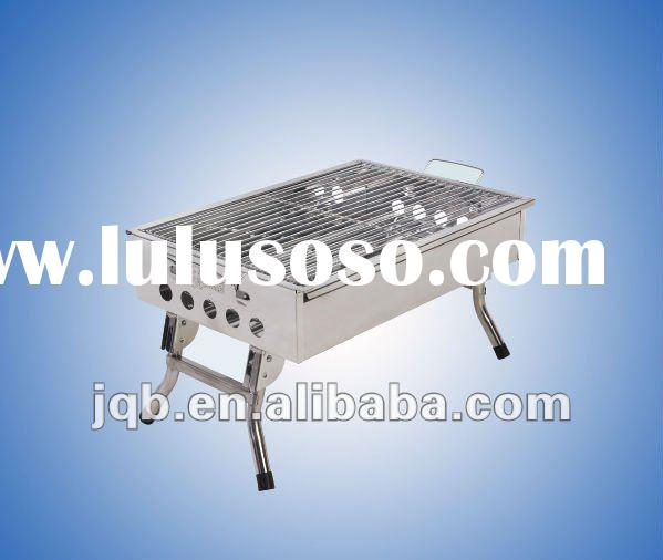 Stainless Steel BBQ Grill