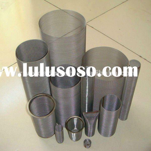 Stainless Steel Drum Filter (Design and Process)