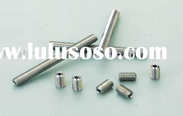 Stainless Steel Hexagon Head Set Screw