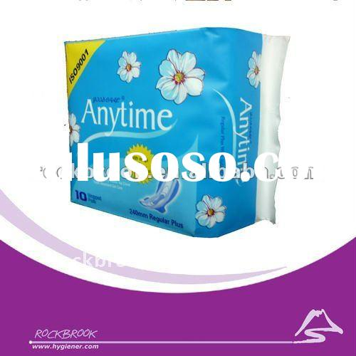 Super Soft&High Absorbency Disposable Sanitary Napkins (235mm 240mm 245mm 280mm 300mm 320mm 330)