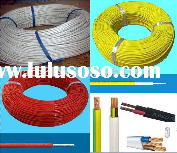 Superior Quality Low price low voltage building electrical PVC wire