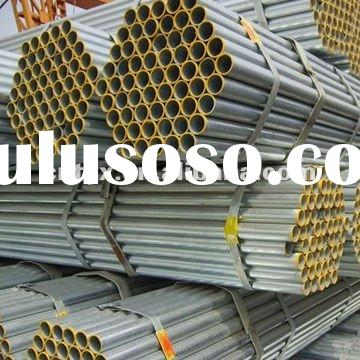The best quality Galvanized steel pipe