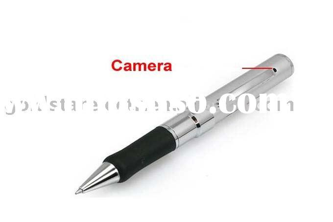 The smallest digital video recorder,pen video and audio record device