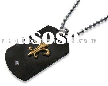 Titanium Dog tag Jewelry USB flash drive