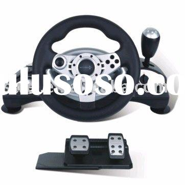 Universal Racing Wheel for PS/PS2/XBOX/GameCube/PC
