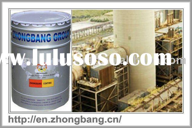 W61-250 Organic Silicone High-temperature Resistance And Anticorrosion coating (two component)
