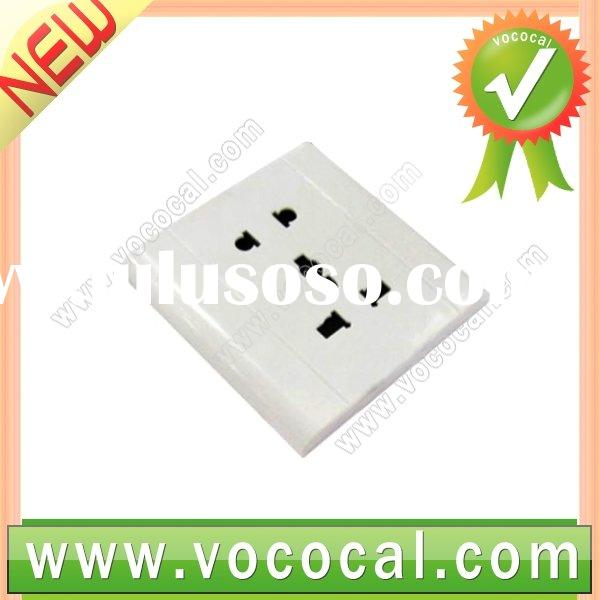 Wall Socket Hidden Camera Voice-activated DVR Recorder