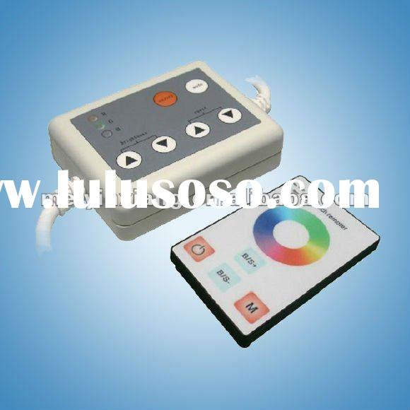 Wireless Remote LED Controller RGB with Touch Panel