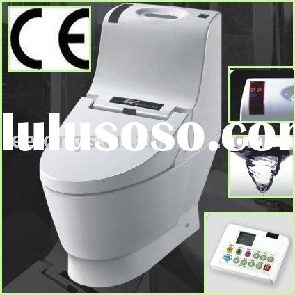 Wireless remote control Automatic Toilet