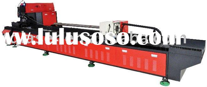 YAG Metal Tube Laser Cutting Machine