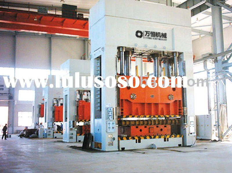 YW28 Double-action hydraulic press for metal sheet