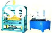 (y)QT2-15 cement brick block machine, non-burned brick production line,fly ash block