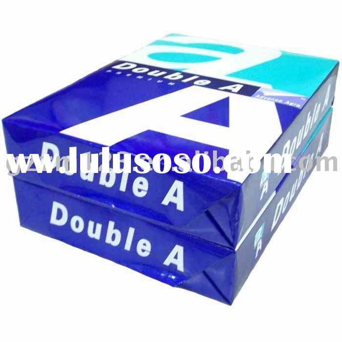 a4 80gsm Double A high quality copy paper