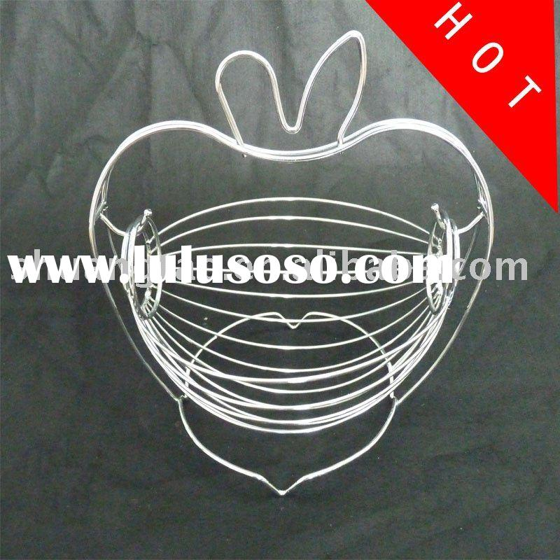 apple shape fruit holder