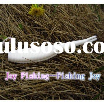 best selling and high quality white bass soft plastic fishing lure