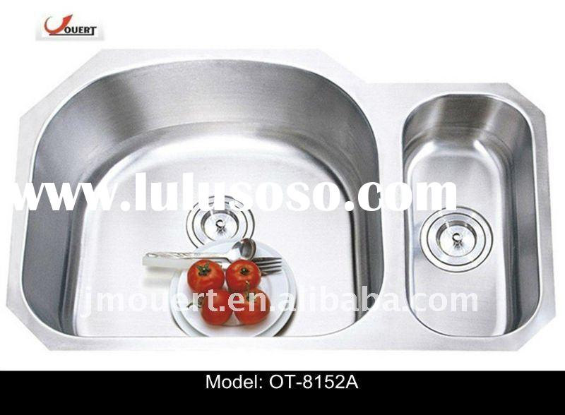 cUPC stainless steel sink kitchen sink double bowl