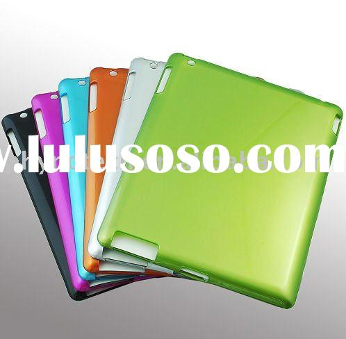 colorful painting protective hard case for ipad 2