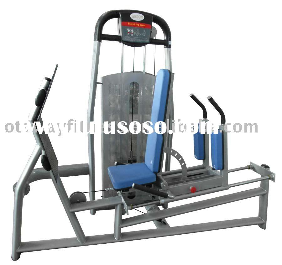 Fitness equipment body building vertical leg press for for Cost of building a gym