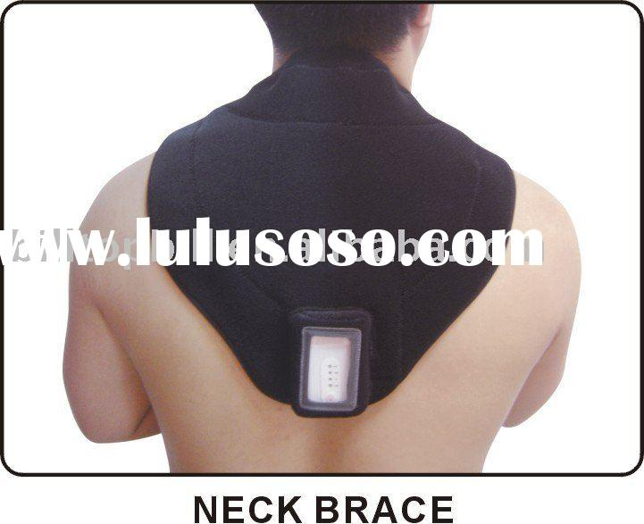 cordless far infrared ray heat therapy neck brace