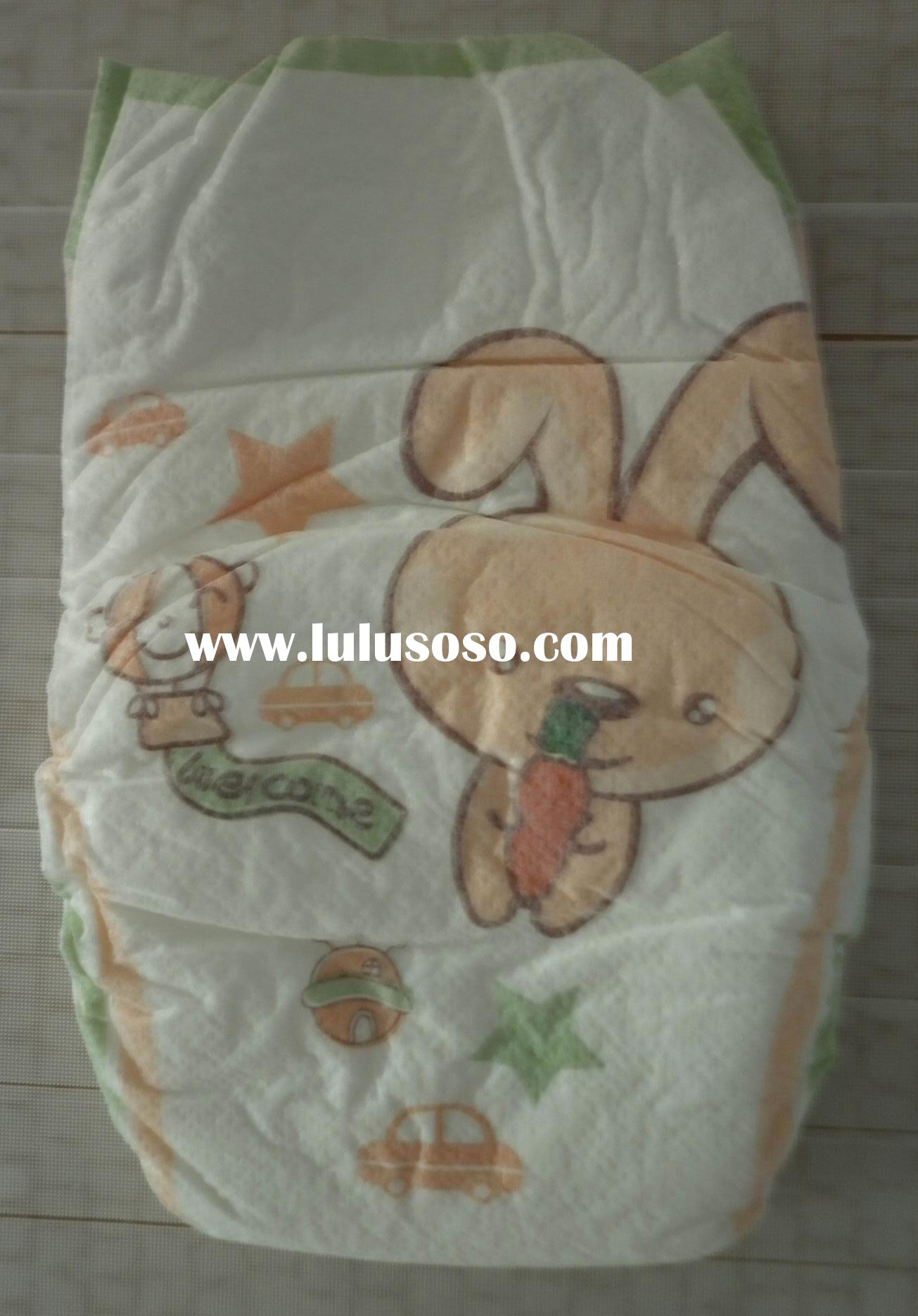 disposable adult baby diapers CE & FDA approved