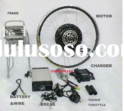 electric bike front wheel motor ,hub brushless motor,low noise ,CE approved