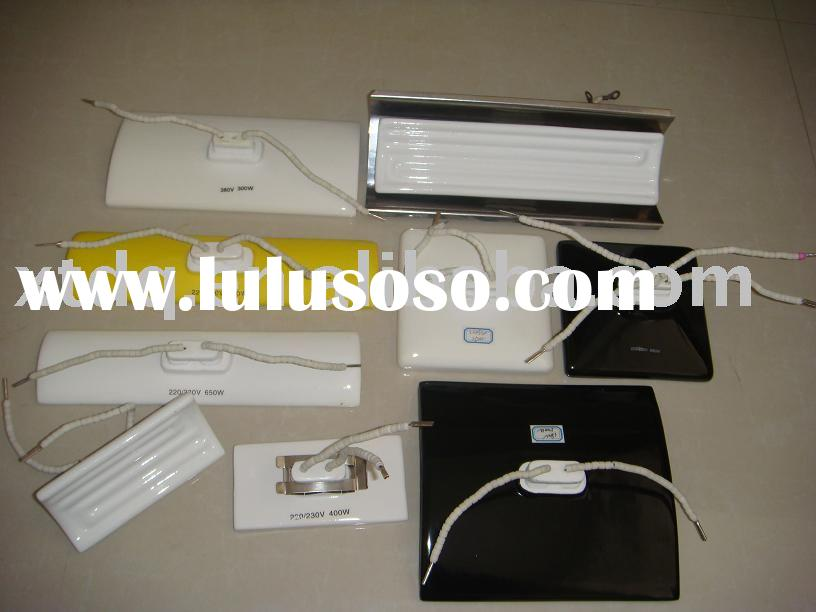 electric ceramic infrared heater element