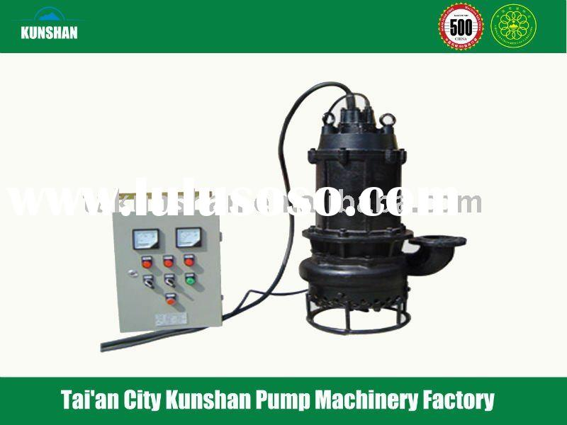 electric motor submersible slurry transfer pumps