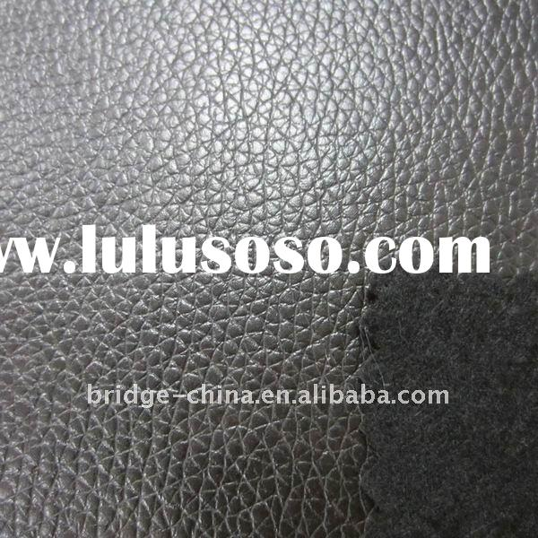 embossed pvc car seat leather,printed pvc leather for automobile