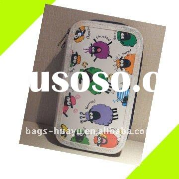 fashion plastic school stationery/stationery set for kids
