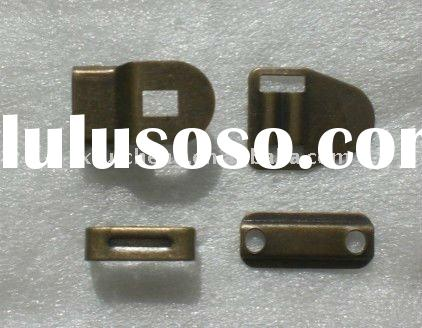 fashion stainless steel trousers hook & eye (rust protection, resistance to deformation quality)