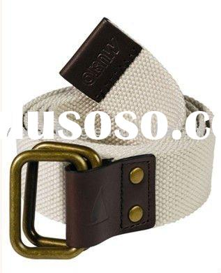fashion webbing belt