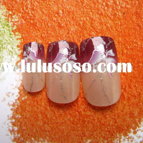 french nails, art nails,nail art, design nail, artificial nail, nail tips, 3D art nail, fake nails