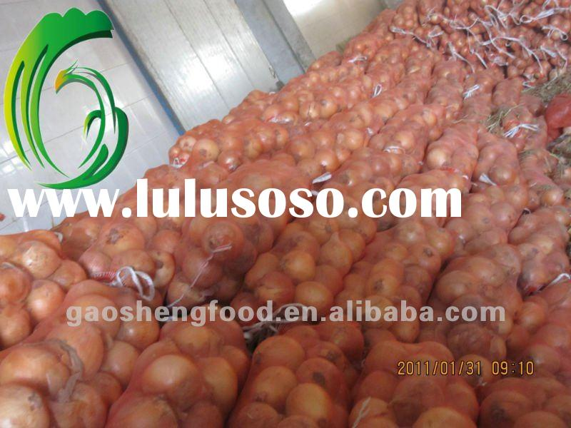 fresh Chinese yellow Onion seeds of 5cm & up