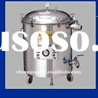 frying/cooking oil filter with alarm system
