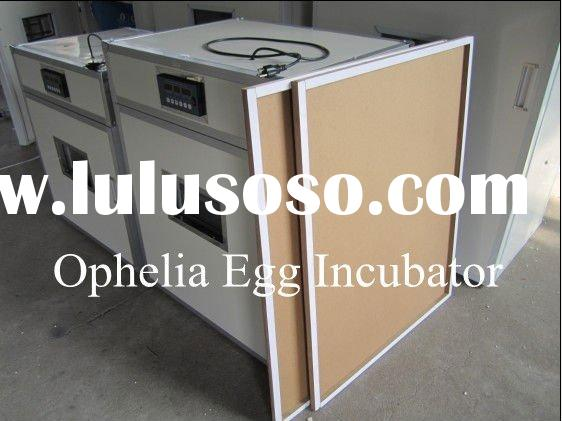 full-automatic small egg incubator hatcher for ostrich