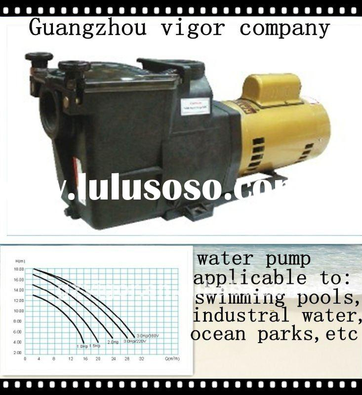 high performance hayward series swimming pool water pump