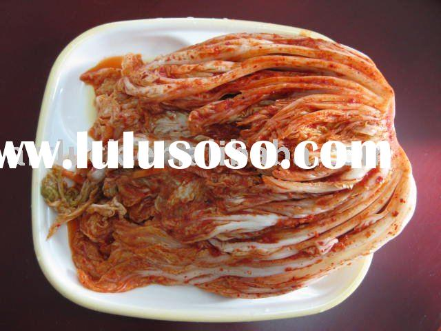 high-quality, fresh and delicious Kimchi