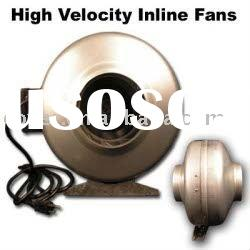 high velocity inline fan for plant growth