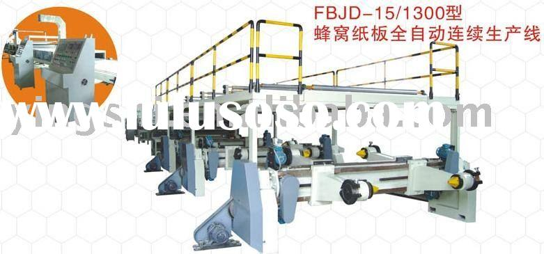 honeycomb furniture material machine