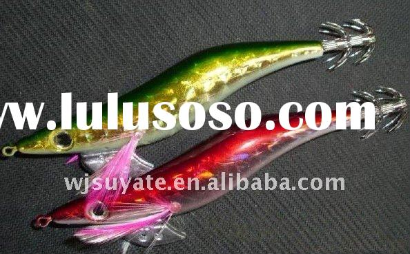 hot selling 2.0-4.0 lure fishing Laser squid bait/jigs/hooks