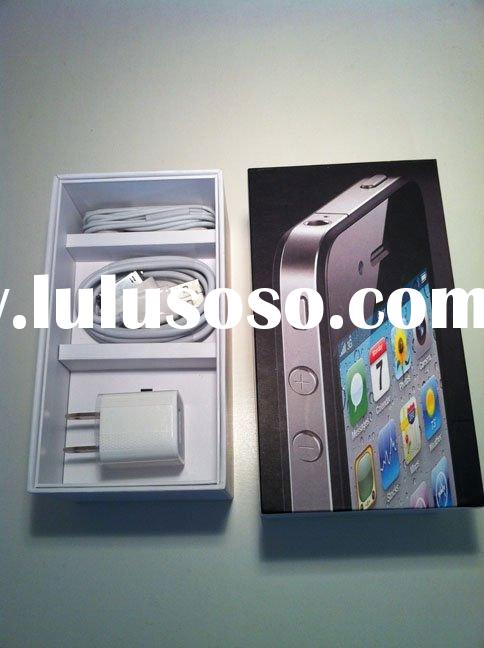 hot selling USA/UK/EU Version box for iphone 4