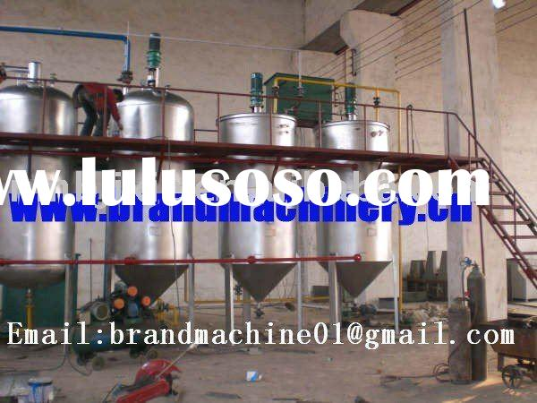hot selling sunflower seeds oil refinery