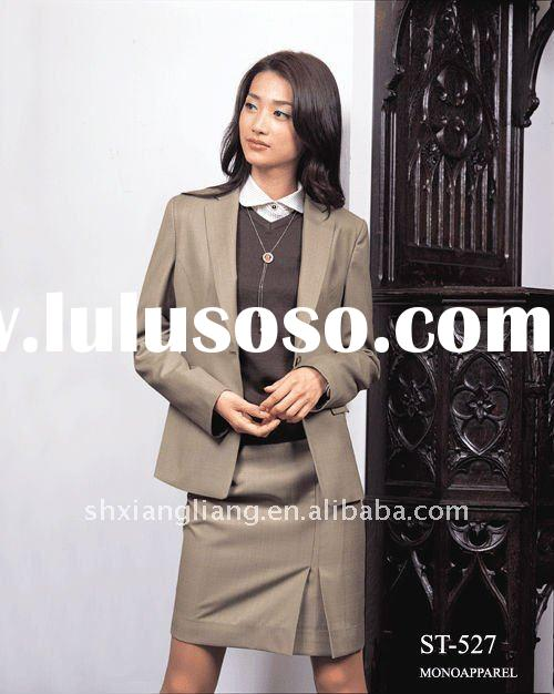 ladies suits in formal occasion
