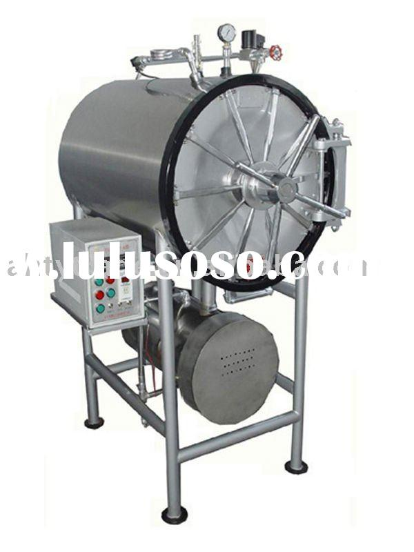 large steam autoclave