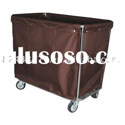 laundry trolley,luggage trolley ,hotel supplies,hotel product ,hotel accessories