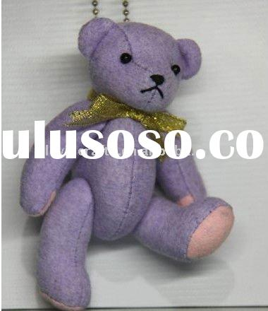 light-up led glow teddy bear