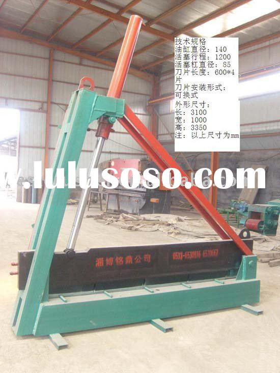 log cutter / log splitter / hydraulic log splitter
