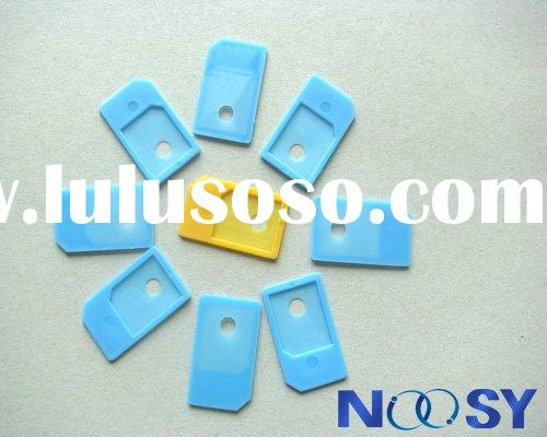 micro sim cutter for 3ff and 2ff sim cards