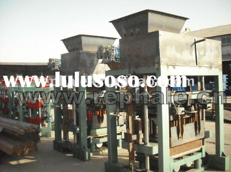mini portable cement brick making machine