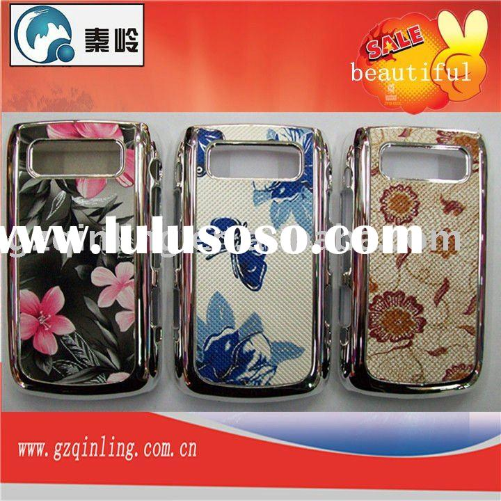 new design jeweled cell phone case for Blackberry 9700